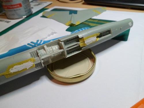 Pas-à-pas : Vought F-8E Crusader [Academy 1/72] 30436463431_6d44460dcd_o