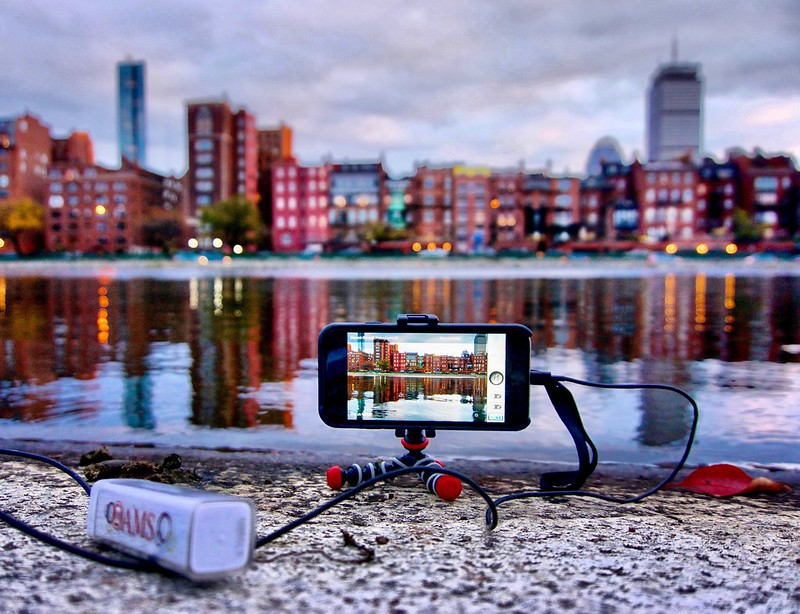 IPhone 6s Timelapse Behind The Scenes