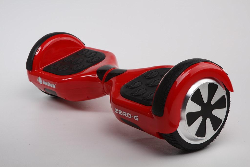Zero G Hands Free Segway / 2 Wheel Self Balancing Scooter ...