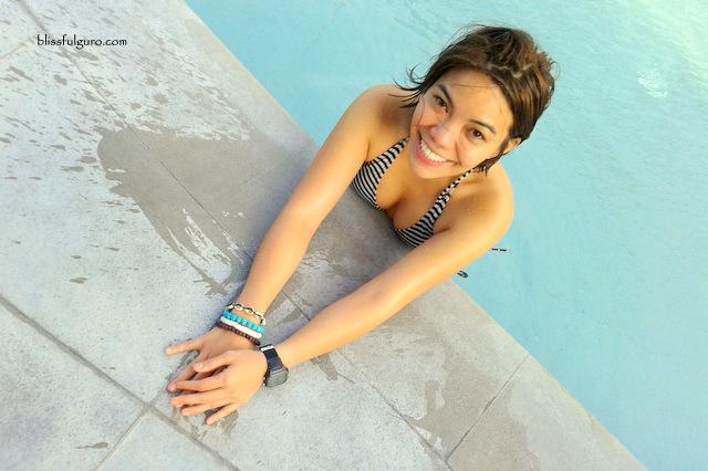 Crimson Hotel Manila Swimming Pool