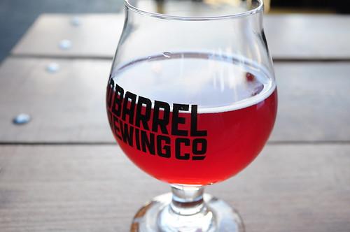 a featured pint at 10 Barrel Brewing Company's Bend Pub