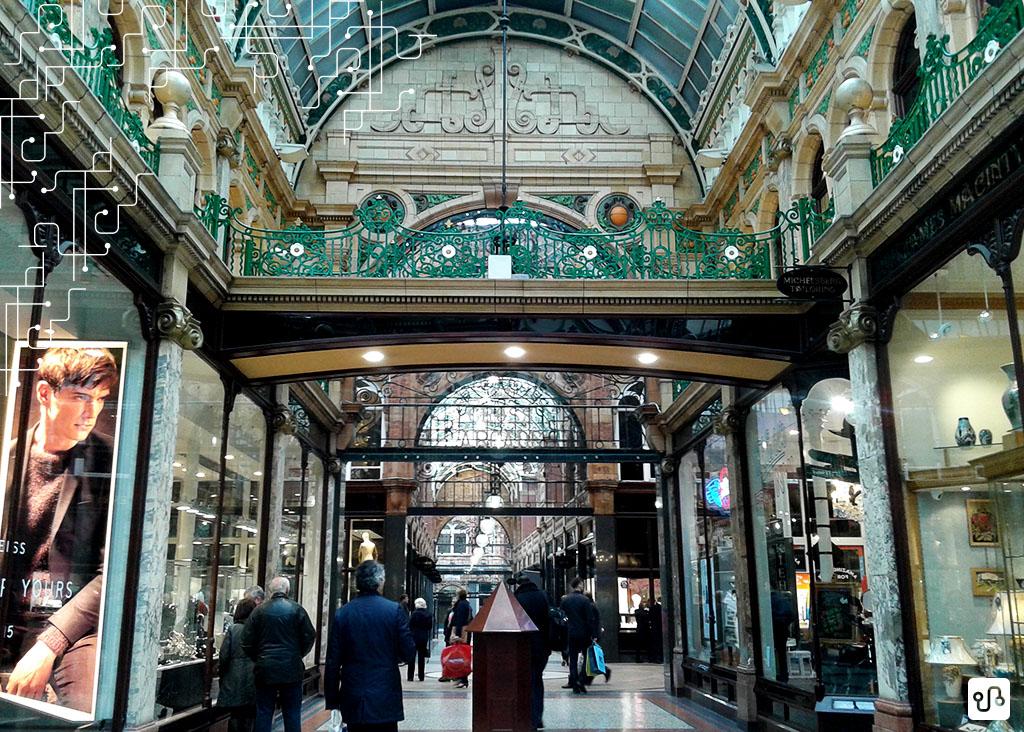 Galeria do Leeds Market