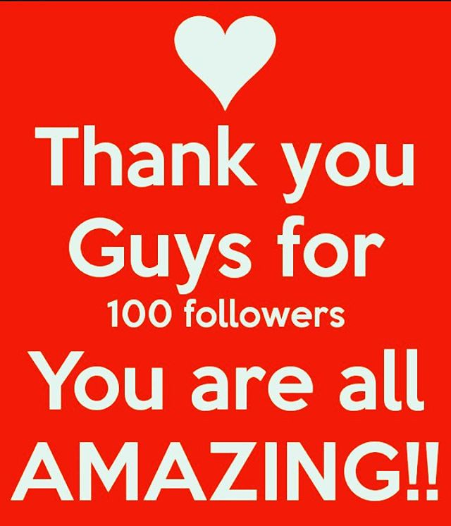 100 Followers #100 #follow #followers #instagood #instagra