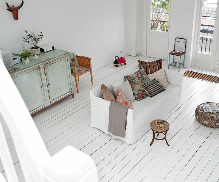 Witte Houten Vloer : Houten vloeren foreverpetite