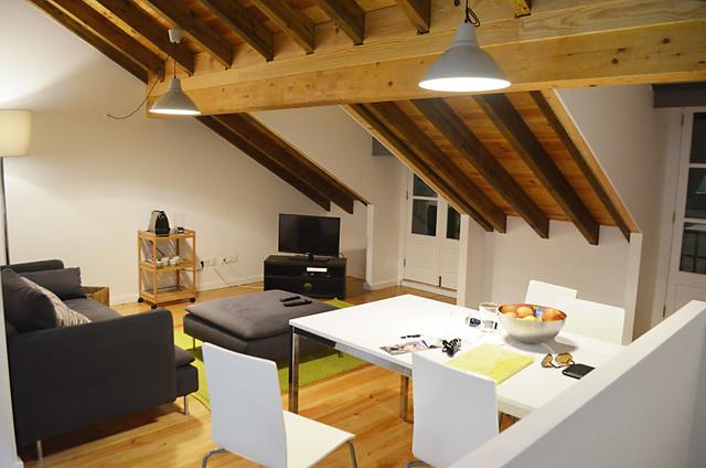 Airbnb apartment, Lisbon