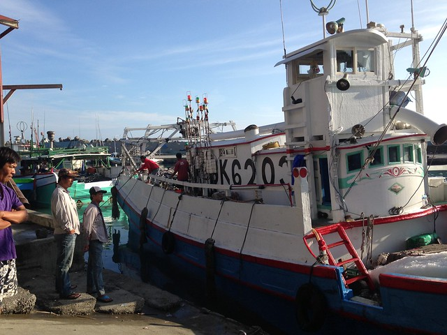 沿近海漁業經濟潛能長期未受重視。攝影:廖靜蕙
