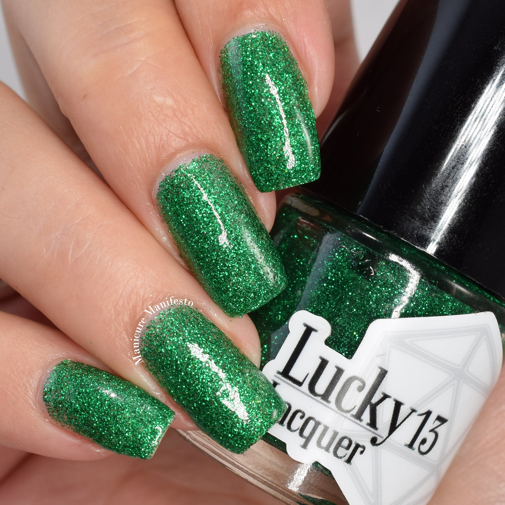 Lucky 13 Lacquer Infinty Stones swatches