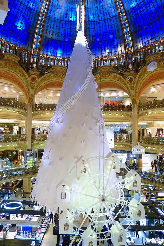 Christmas Lafayette 2020 Galeries Lafayette Paris Christmas Tree 2020 | Vcnzsg