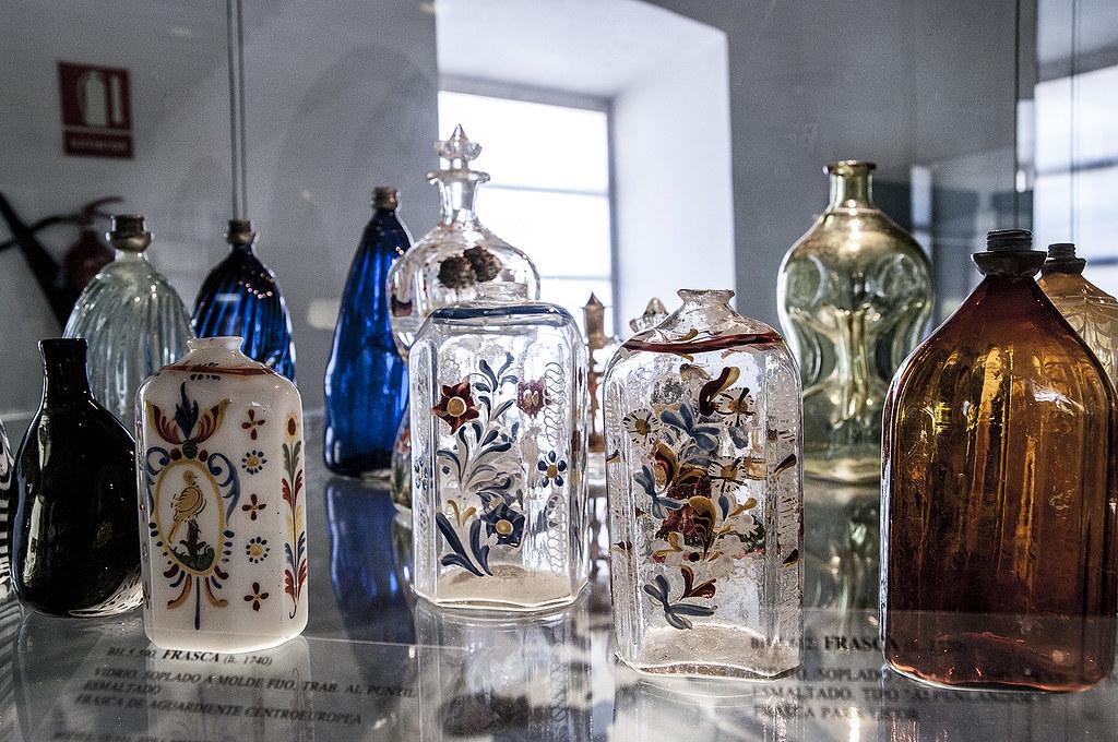Real f brica de cristales de la granja museo del vidrio - Fabricas de cristal en espana ...