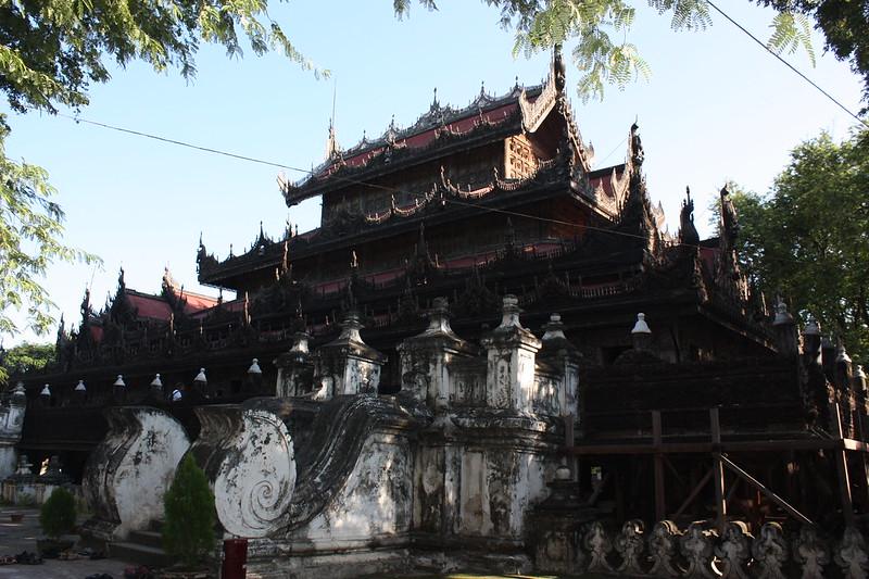 Швенандо (Shwenandaw) Мандалай