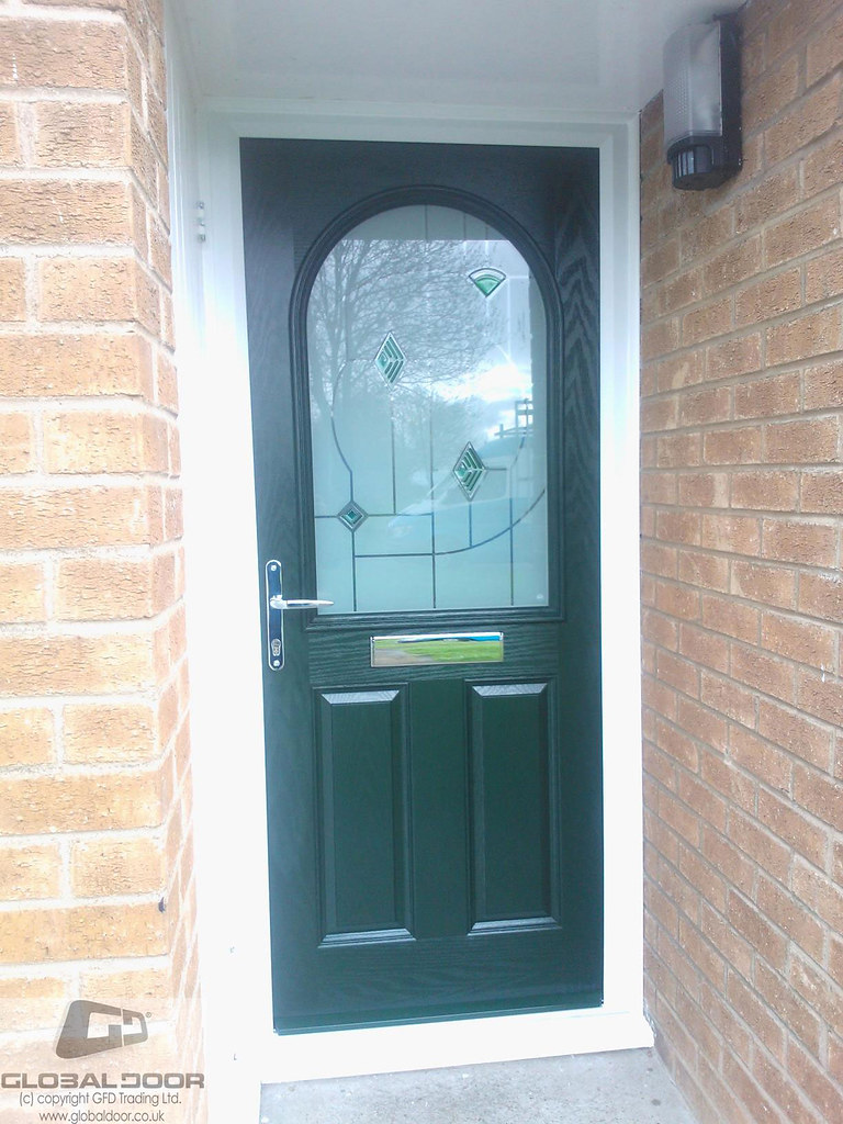Global composite doors front doors a selection of for Exterior doors fitted