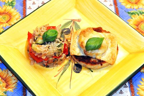 Panierte gebratene überbackene Sellerieschnitzel Selleriescheiben Sellerie Gemüse vegetarisch Rezept Foto Brigitte Stolle 2015