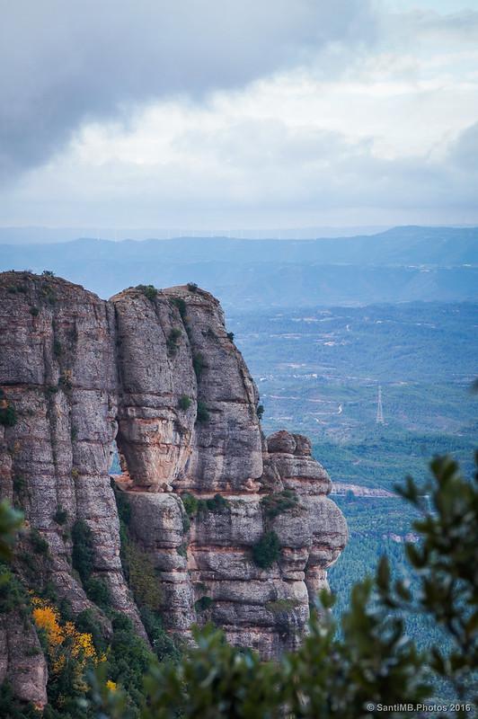 La Roca Foradada y La Cadireta