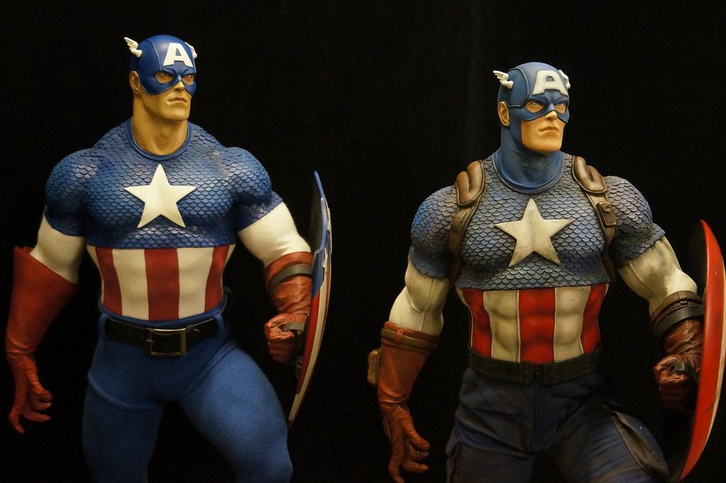 Custom Captain America Premium Format  23759703529_4311f1dd82_b