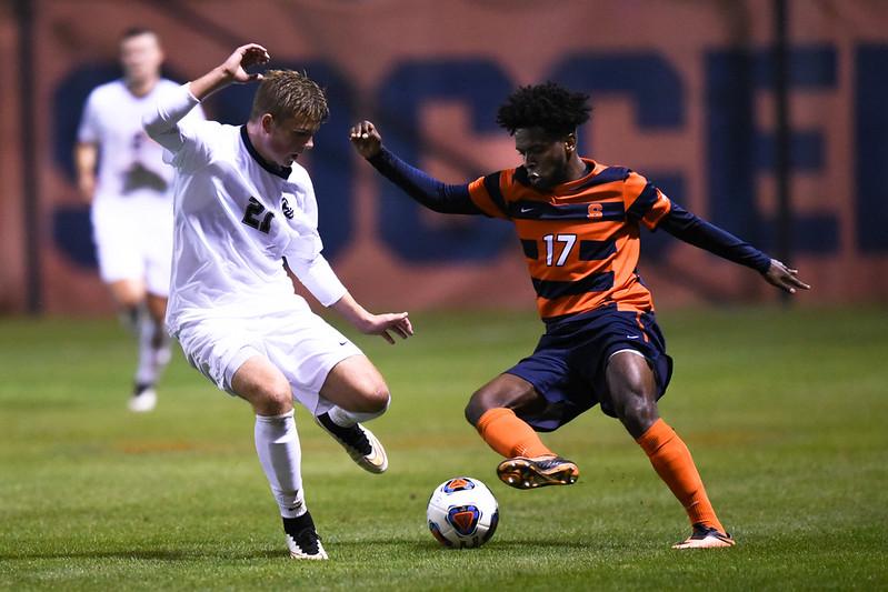 SU Soccer: Syracuse vs Wake Forest