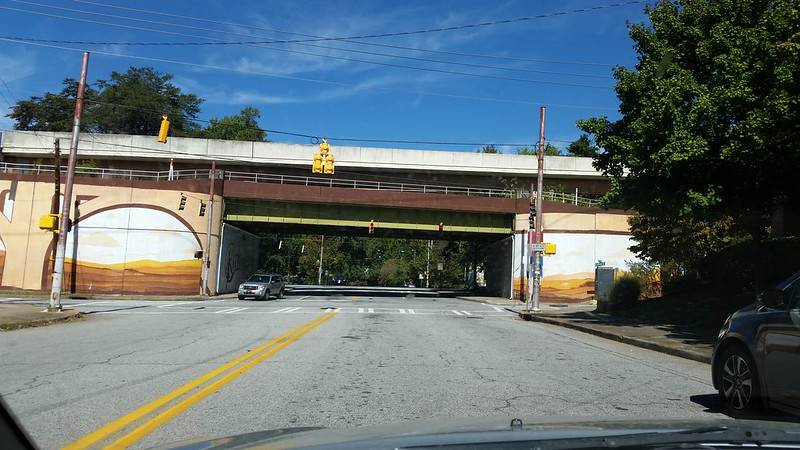 20161010_122923 2016-10-10 CSX Railroad Bridge SE Atlanta Dekalb Place Rocky Ford