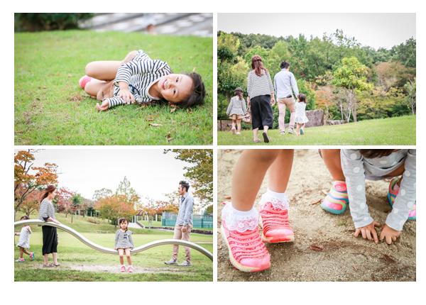 公園(愛知県みよし市) 七五三写真撮影 同行撮影 ロケーションフォト フォトスタジオ 写真館 着物 和装 女の子