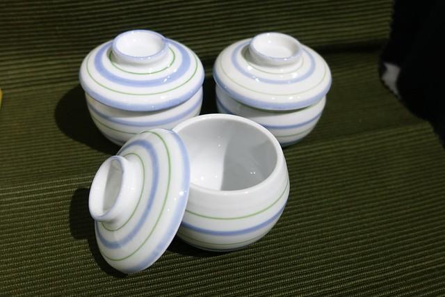 Daiso Chawanmushi cups with lids
