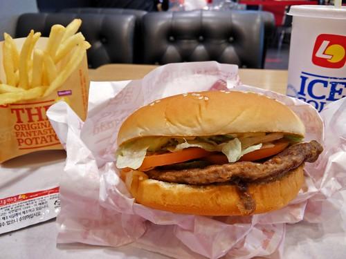 Hanwoo Bulgogi Burger
