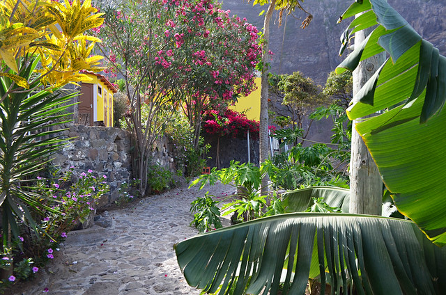 Casa das Ilhas, Ribeira do Paul Valley, Santo Antau, Cape Verde