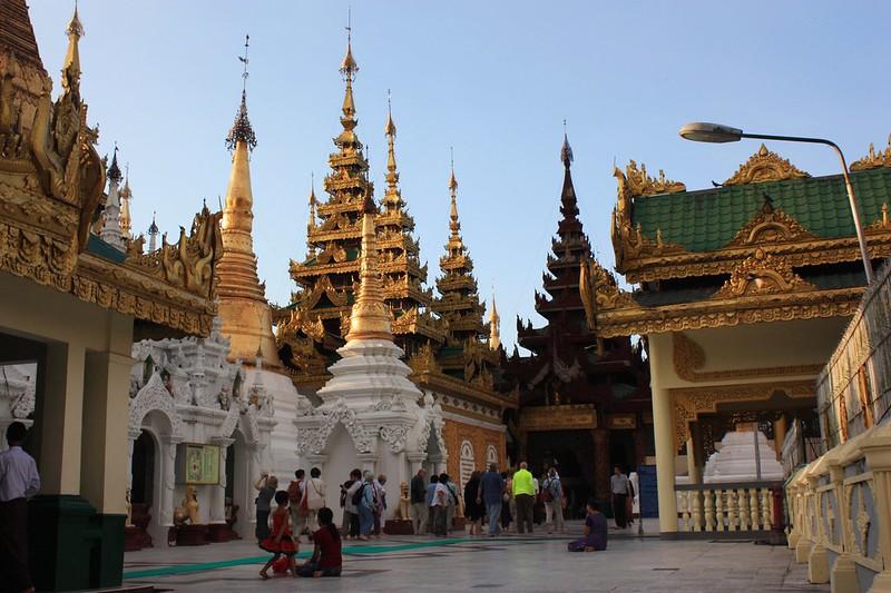 Шведагон (Shwedagon) Бирма