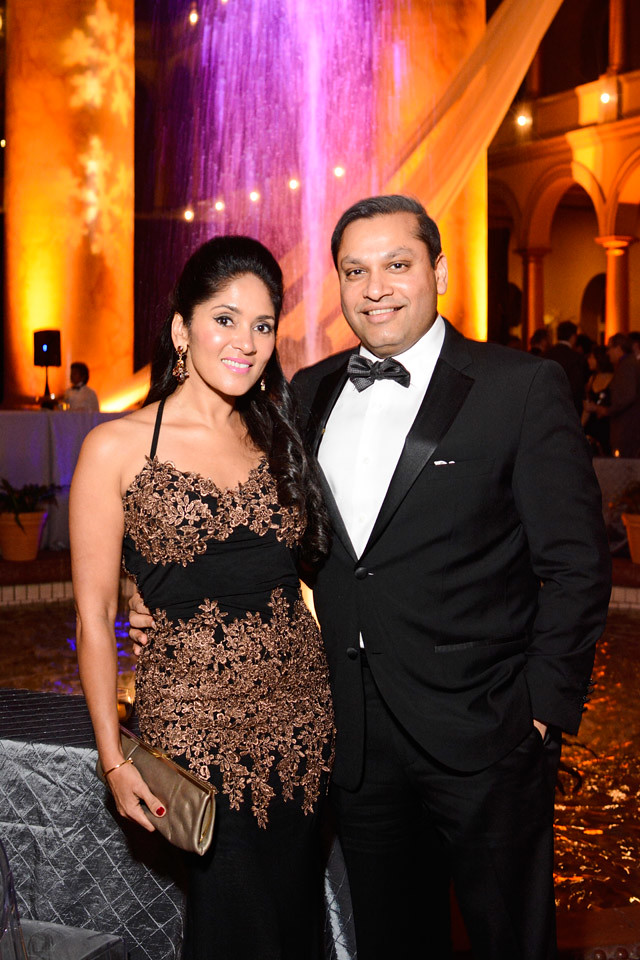 ceo reggie aggarwal  u0026 his wife