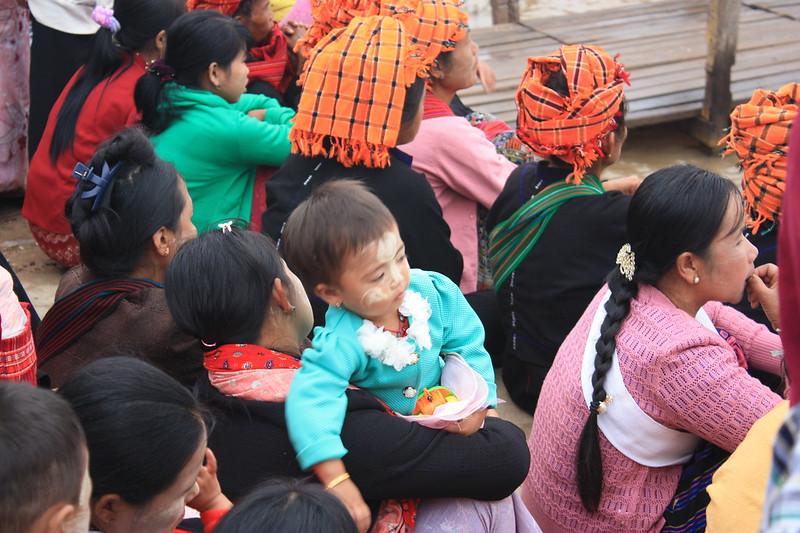 Фестиваль Паунгдо У,Инле