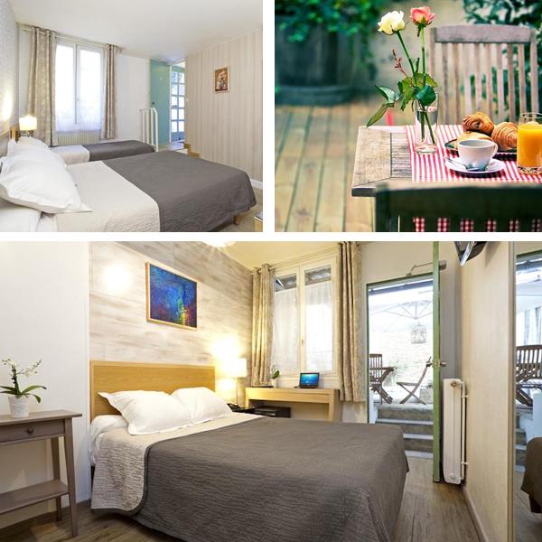 Hotel Du Molin de París, una maravilla de alojamiento en el centro de París