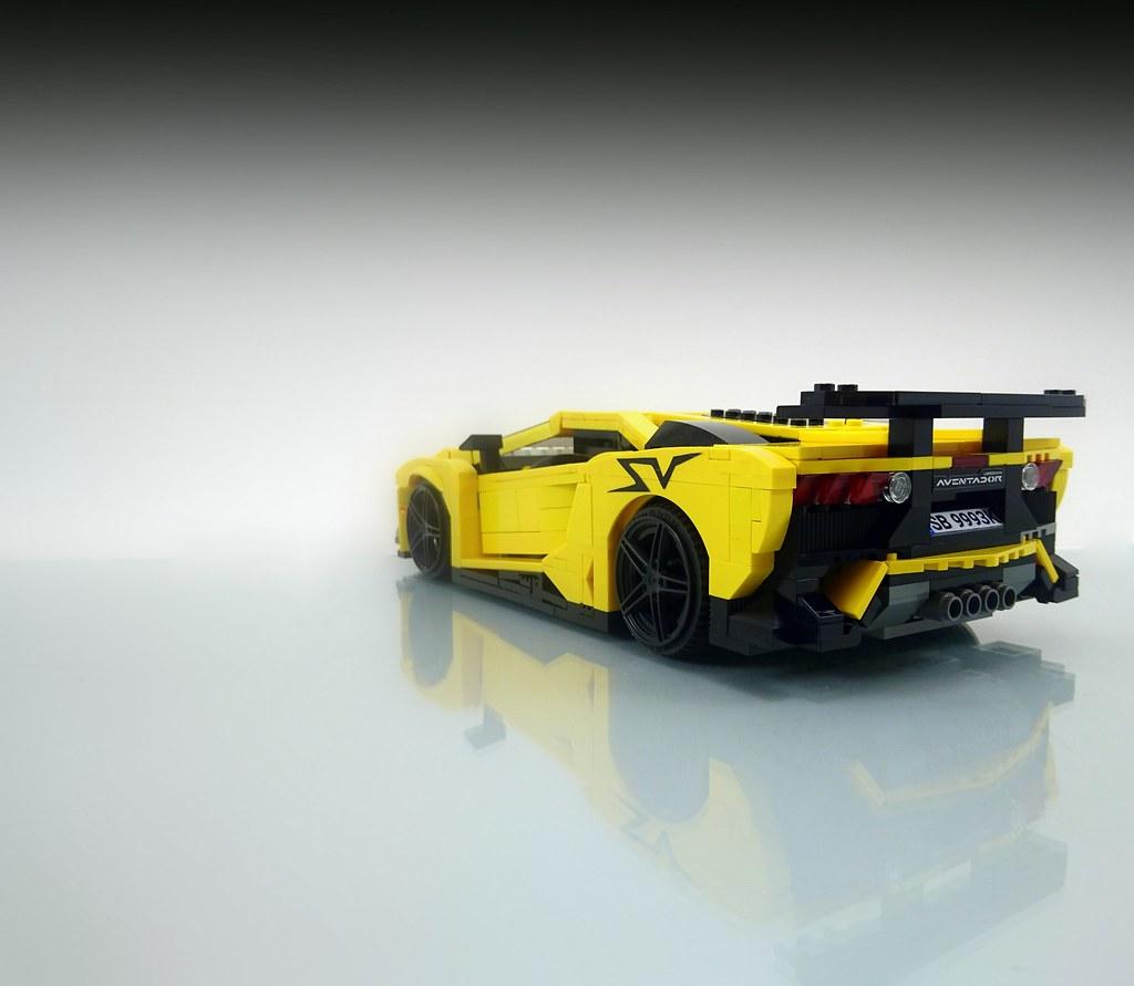 Lego Lambo Cars Jerusalem House