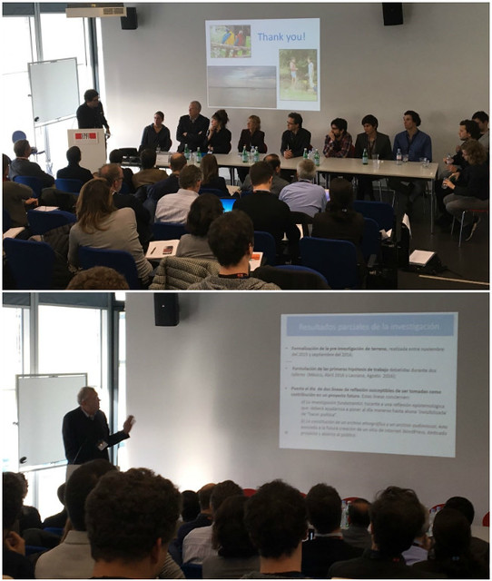 "Seminario ""Encouraging Swiss scientific collaboration with Latin America"""