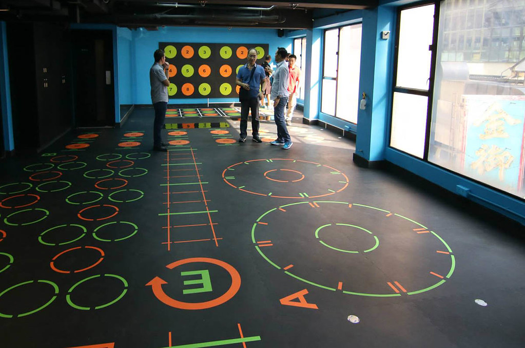 Prama Hong Kong Functional Training Solution Flooring