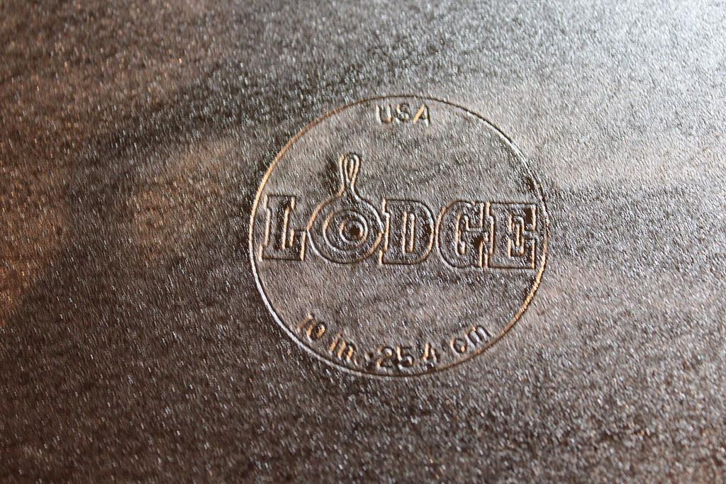 ロッジーLODGE CRS10シーズンスチールスキレット10インチ