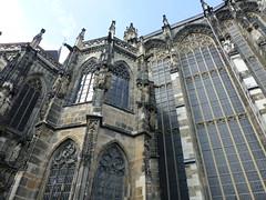 Fassade des Aachener Doms
