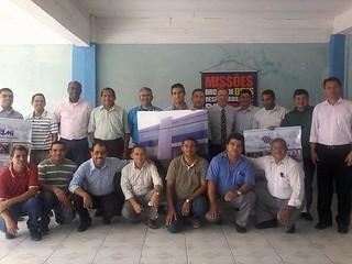 Conferência Regional da AMI em Manaus - 2015