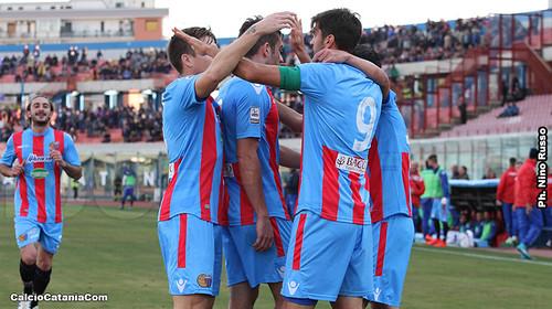 Catania-Paganese 3-0: Cura non ricostituente$