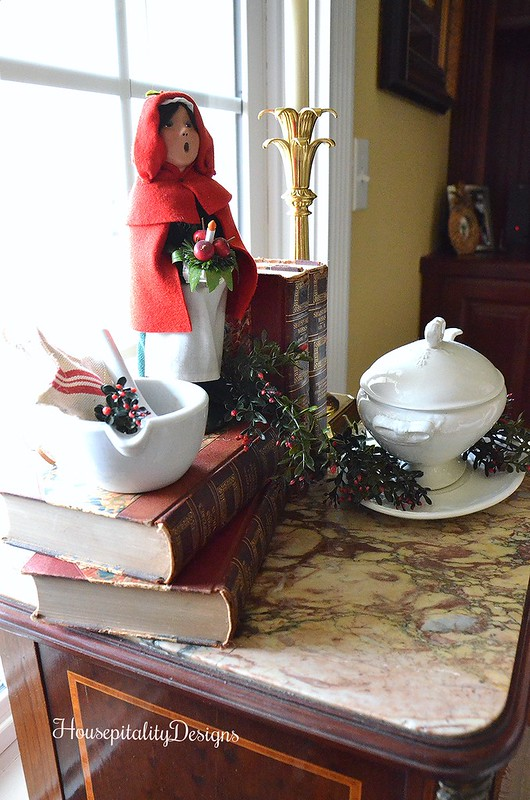 Byer Caroler - Antique French Commode - Ironstone - Housepitality Designs