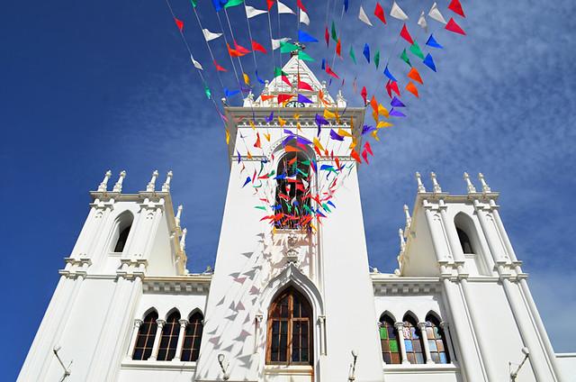 La Iglesia de la Luz, Los Silos, Tenerife