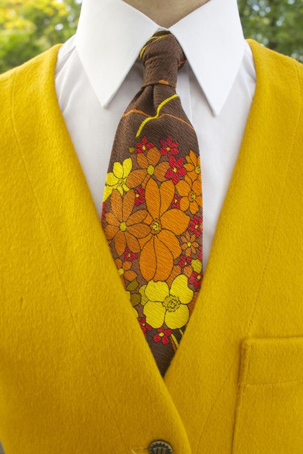 vintage tie