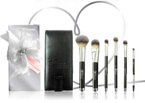 it cosmetics Your 6-piece Holiday Brush Set
