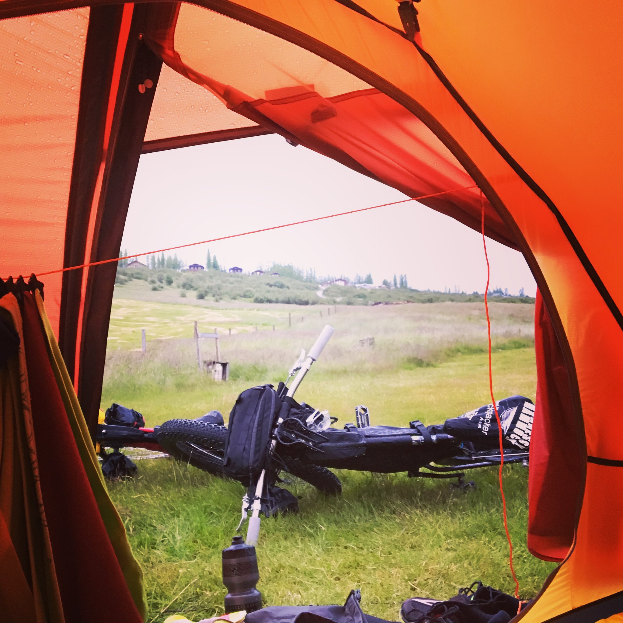 ... the tent was especially important when the weather went south. During our trip we had a couple of 24-hour periods with nothing but pouring rain. On the ... & 6-Month Review: The Exped Orion II 4-Season Tent u2013 Max The Cyclist