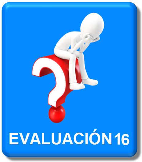 evaluacion 16