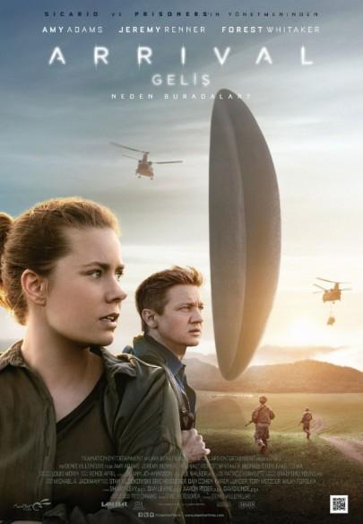 Geliş - Arrival (2016)