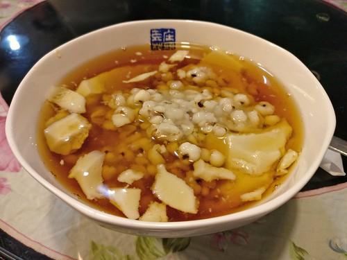 Bean Curd Dessert