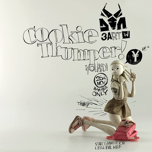 Cookie Thumper Yolandi