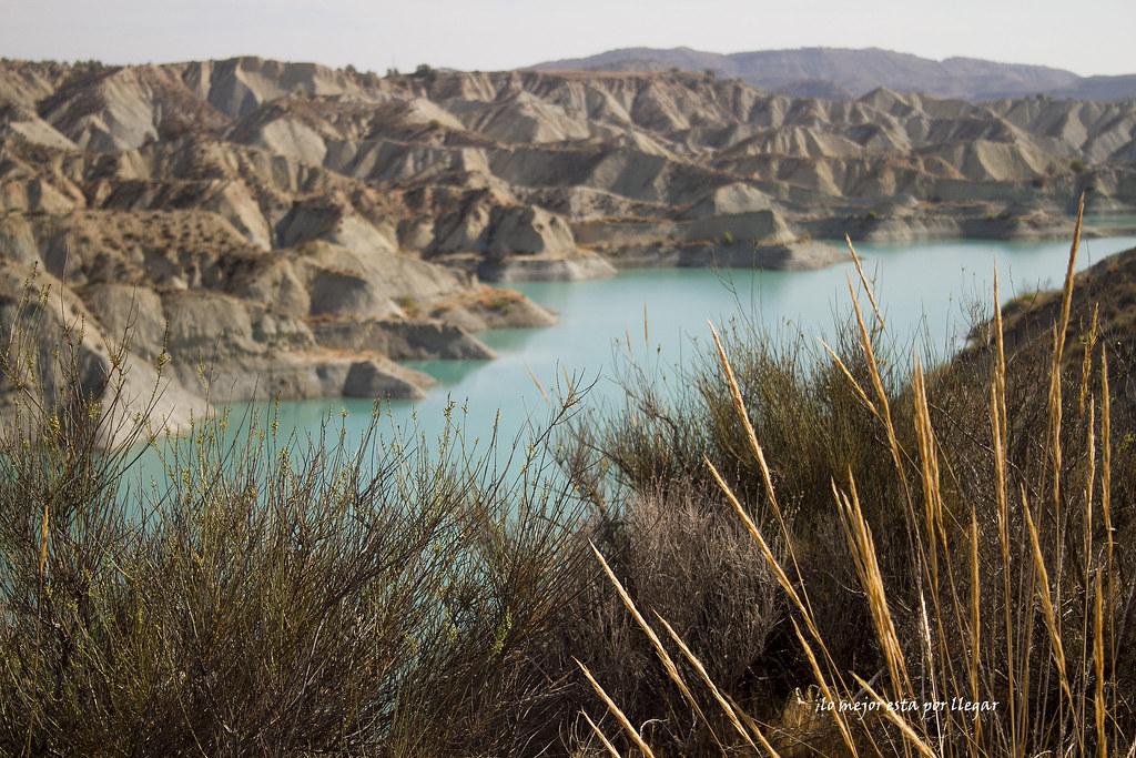 Barrancos de Gebasy Embalse de Algeciras