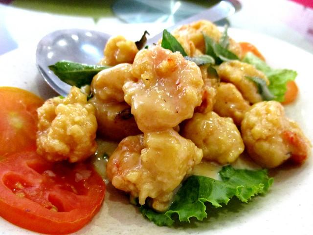 Ming Mei Shi Creamy butter prawns 2