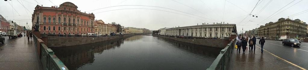 Панорама снятая на Apple iPhone 6 Plus