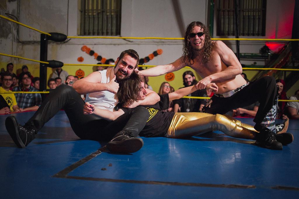 Wrestling - Level One - Truco o Trato