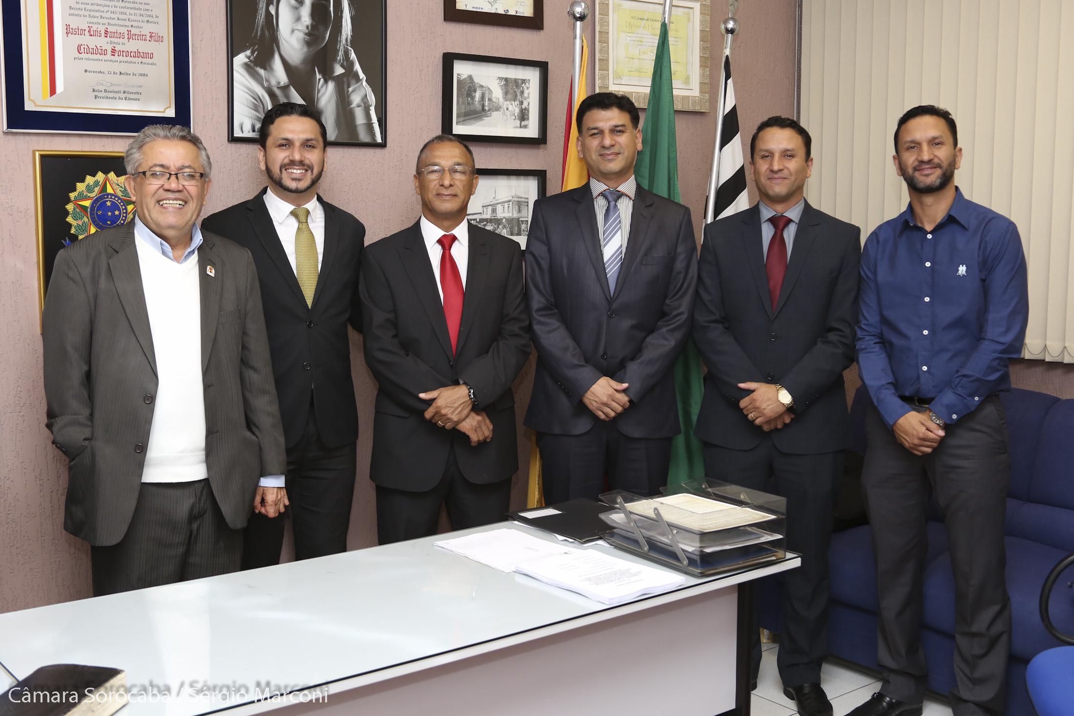 TCS Pr Jair Pereira dos Santos