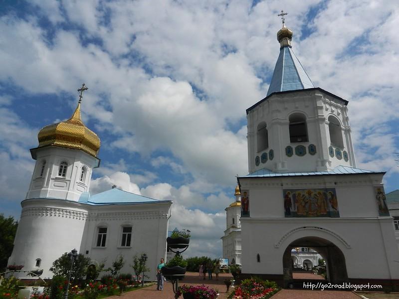 Молчанский монастырь,Колокольня